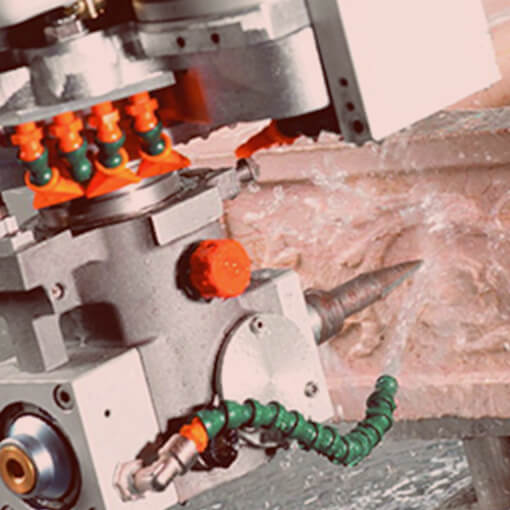 CNC obrábanie